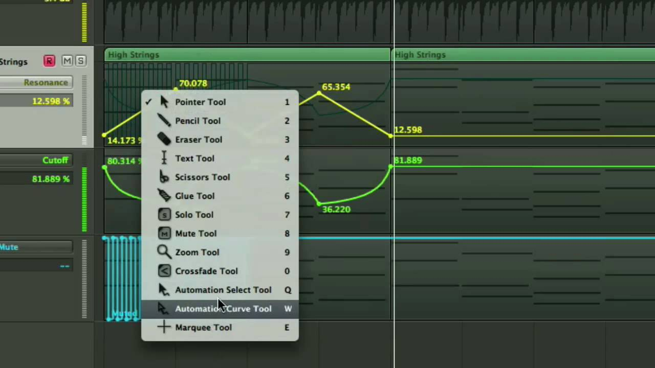 copy paste automation fl studio