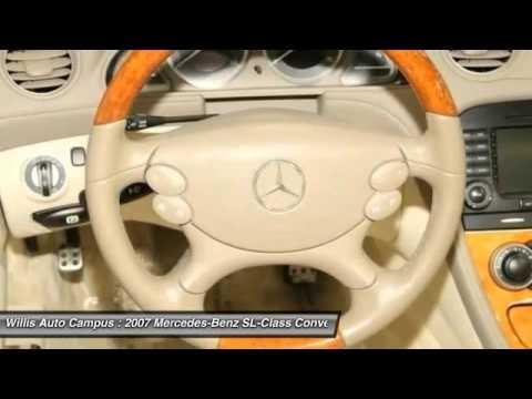 2007 Mercedes Benz Sl Class Des Moines Ia N57016a2 Youtube