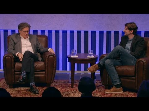Artist to Artist: Gabriel Byrne and Will Rogers