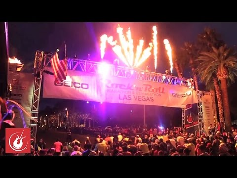 2015 Rock 'n' Roll Las Vegas Marathon & 1/2 Marathon Mp3