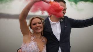 необычное свадебное видео ХХХ от Кати Юлиной