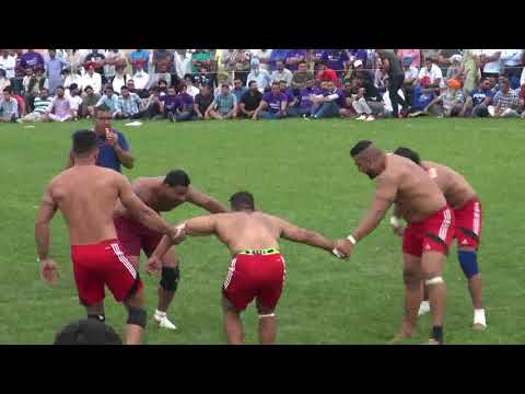 Alberta Punjabi Sports Club Edmonton organises Kabaddi Tournament