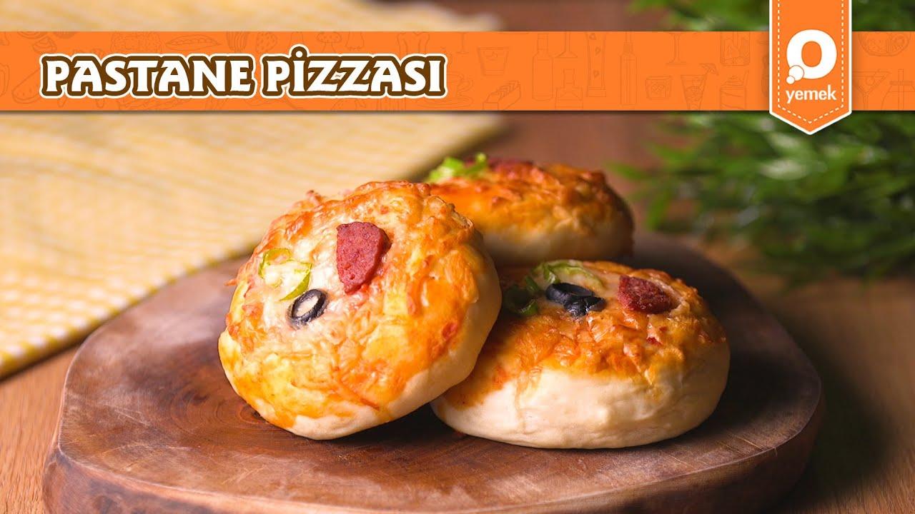 Pastane Pizzası - Pizza Tarifleri