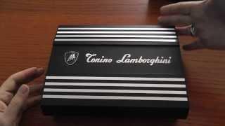 Unboxing smartphone Tonino Lamborghini