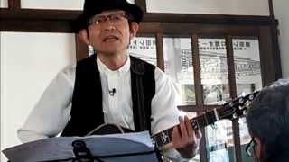 網田駅おうだ 網田レトロ館応援歌 ♬駅のある町花の町♬