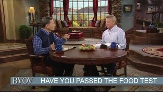 Nutrition | Eating Right | Dr Don Colbert and Kenneth Copeland on BVOV