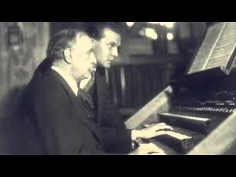 Symphonie no.1 Op.14 - Louis Vierne