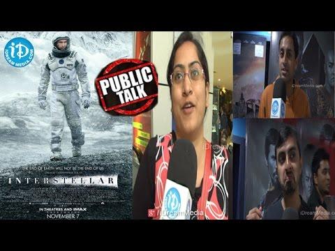 Interstellar Movie || Public Talk/Response || Matthew McConaughey, Christopher Nolan