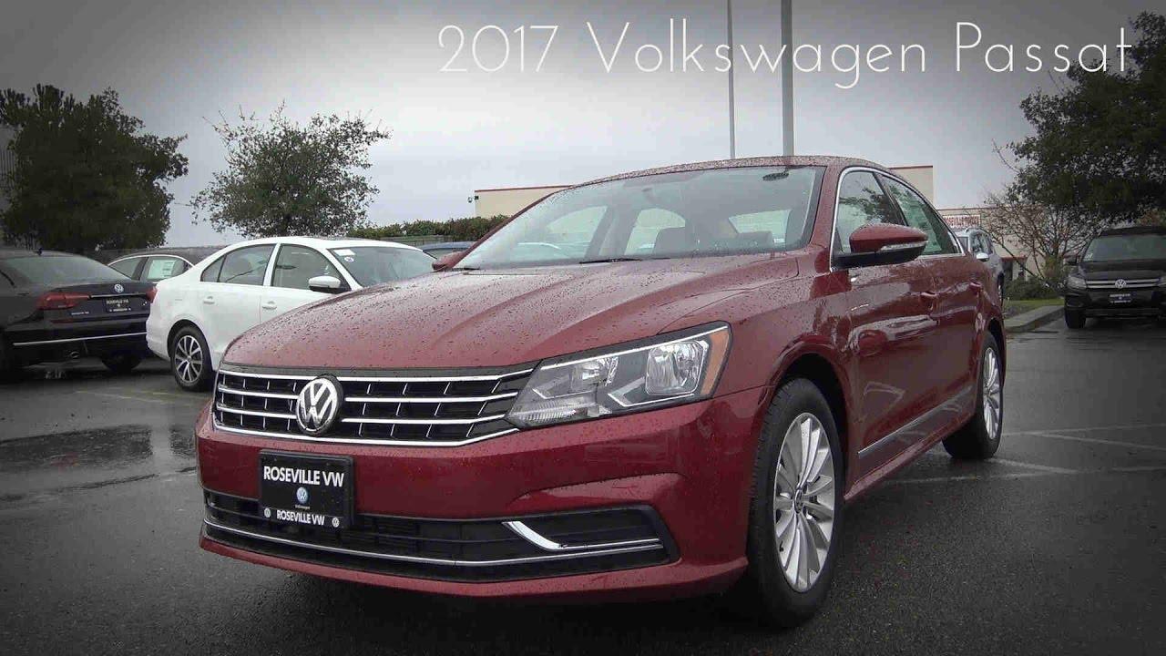 Volkswagen passat review 2017 autocar - 2017 Volkswagen Passat Se 1 8 L Turbocharged 4 Cylinder Review Youtube