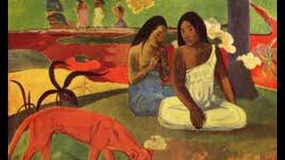 """Paul Gauguin - """"Arearea"""" (Bildbetrachtung) 1/2"""