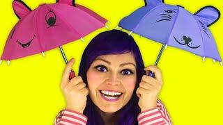 Lluvia lluvia Vete Ya | Canciones infantiles | Lily Fresh Songs