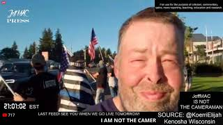 LIVE: Protesters march in the streets | Portland Oregon | End Police Brutality | USA