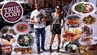 Обзор заведения True Cost Москва. Еда по себестоимости и платный вход, хм... #PRostoEda