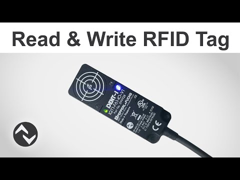 IO-Link & RFID Part 6—Read & Write to a Tag, Review User Role & Process Data Menus