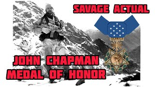 Special Operations Vets React to John Chapman Medal of Honor