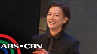 TV Patrol: 'Ruruoni Kenshin' stars Aoverwhelmed by Filipino fans' passion