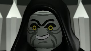 LEGO Star Wars: The Complete Saga Walkthrough Part 13 - Darth Vader (Episode III)