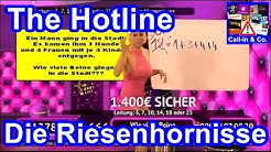 The Hotline · Die Riesenhornisse (09.05.2012) · Call-In & Co.