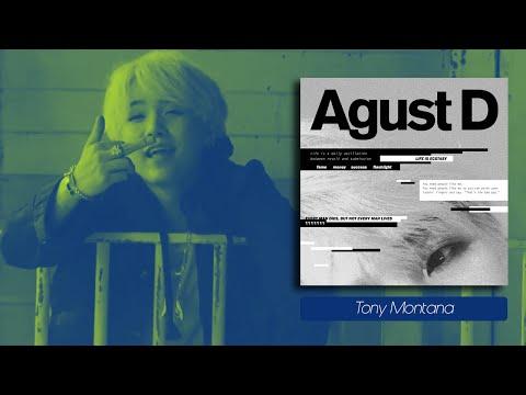 Free Download Agust D - Tony Montana Feat. Yankie [legendado Pt-br] Mp3 dan Mp4