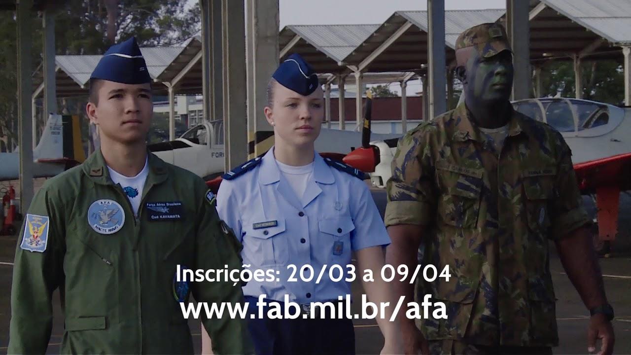 e3614f9ec1 Abertas inscrições para a formação de Oficiais Aviadores, Intendentes e de  Infantaria - Força Aérea Brasileira