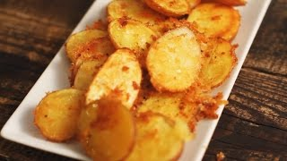 Parmesan Roasted Baby Potatoes