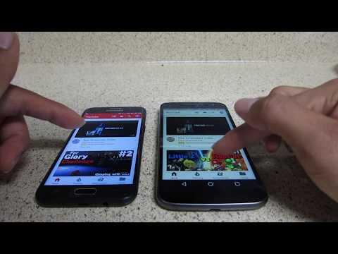 Samsung Galaxy Express Prime 2 vs Moto G4 (Comparison)