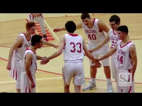 Sturgis vs. Constantine 2016 Boys Basketball