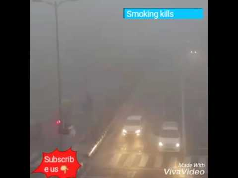 Air pollution is main cause of death in india