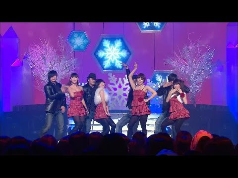 【TVPP】Brown Eyed Girls - My Style, 브아걸 - 마이 스타일 @ Winter Special, Music Core Live