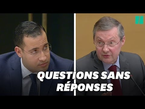 Benalla, pendant son audition au Sénat, refuse de répondre aux questions