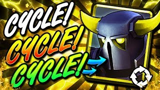 #1 NEW STRONGEST FAST CYCLE DECK IS TAKING OVER!! 100% WINS!
