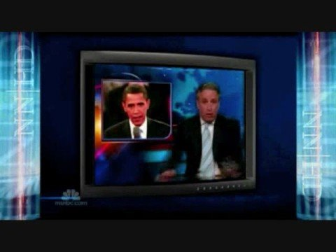 SNL, Colbert, and Stewart on the 2008 Presidential Election