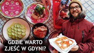 JEDZENIE w GDYNI - pizza jak w Rzymie! | GASTRO VLOG #217