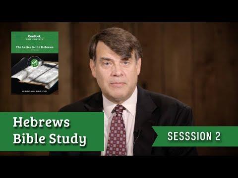 Hebrews Bible Study: Week 2 (The Story of Salvation) Ken