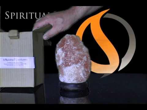 High Quality Salt Lamps : How To Choose A High Quality Himalayan Salt Lamp - YouTube