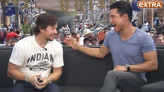 What Mark Wahlberg Says When He Is Mistaken for Matt Damon