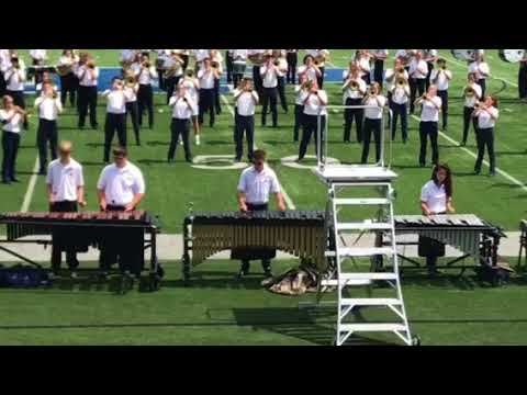 Poland Seminary High School Marching Band HalfTime Preview