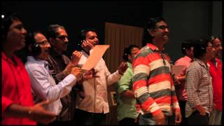 making of vithala song by ajay atul lai bhaari marathi movie