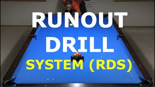 RUNOUT DRILL SYSTEM (RDS) … A New Way to Practice, Teach, and Learn