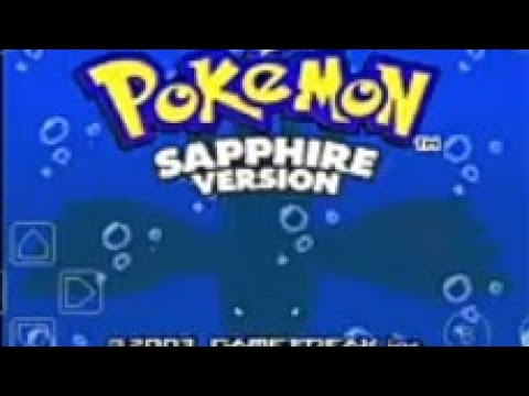 pokemon sapphire rom android