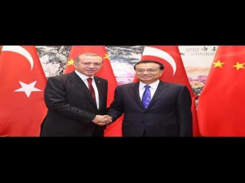 A Tease: erdogan turkey china police