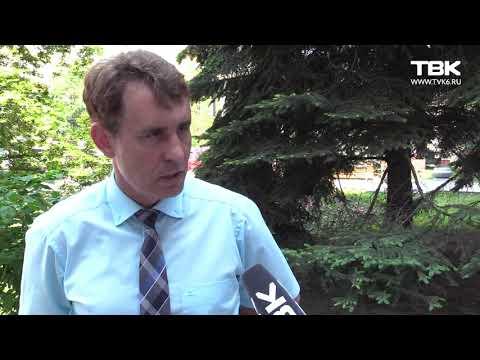 В Центральном парке Красноярска заменят аттракционы