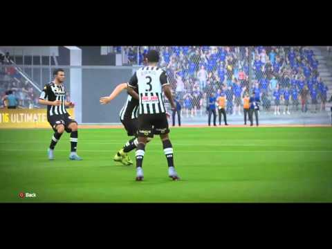 Angers Sco 0 Club Universidad de Chile 0 Recap FIFA16