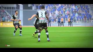 Angers Sco 0 Club Universidad de Chile 0 Recap FIFA16