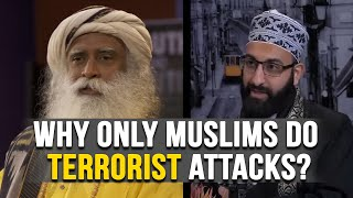 How to Stop Muslim's Terrorist Attacks? | Sadhguru And Tawhidi
