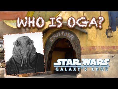 Galaxy's Edge: Who is OGA?