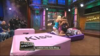 Sex Dice Lesbian 3 Way Kiss