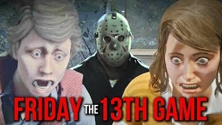FRIDAY the 13th GAME - DON