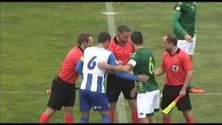 CF Villanovense 1-0 FC Jumilla
