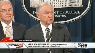 House Blocks AG Jeff Sessions' Plan To Ramp Up Civil Asset Seizures